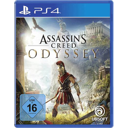 Assassin's Creed Odyssey PS4 USK: 16