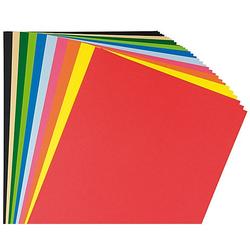Fotokarton, bunt, 50 x 70 cm, 10 Blatt