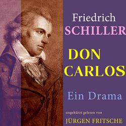 Don Carlos von Schiller als Hörbuch Download von Friedrich Schiller