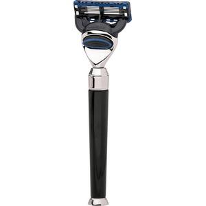 ERBE Nassrasierer Paris, Gillette® Fusion-Klinge schwarz