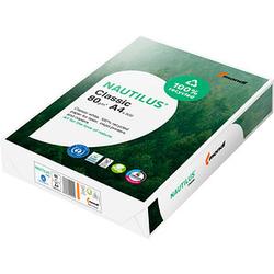 NAUTILUS® Recyclingpapier Classic DIN A4 80 g/qm 500 Blatt