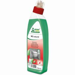 TANA green care WC neutral WC-Reiniger, WC-Essig-Reiniger mit der natürlichen Kraft der Essigsäure, 750 ml - Flasche