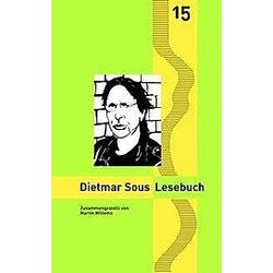 Dietmar Sous Lesebuch. Dietmar Sous  - Buch