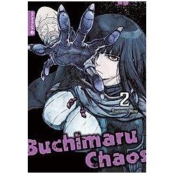 Buchimaru Chaos. Tsutomo Ohno  - Buch