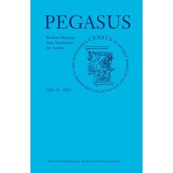 Pegasus / Pegasus 20: eBook von