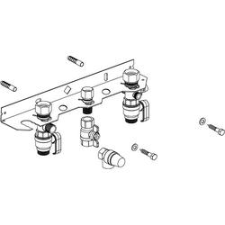 ROTEX Anschlussplatte für GW top Version T