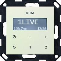 Gira Unterputz-Radio RDS 228401