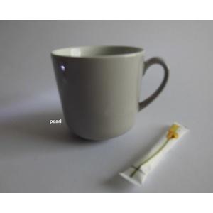 Dibbern Solid Color - Henkelbecher pearl - NEU