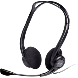 Logitech PC 960 Headset USB PC-Headset