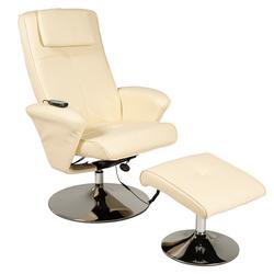 Relax-Sessel »Design«, creme