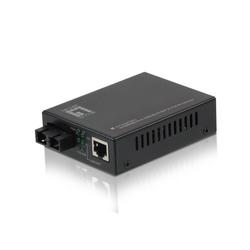 LevelOne FVT-0104TXFC RJ45 to SC Fast Ethernet Media Converter