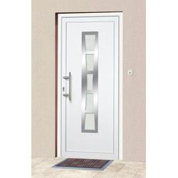 KM Zaun Haustür K640, nach Wunschmaß, Anschlag rechts oder links