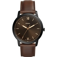 Fossil The Minimalist Slim Leder
