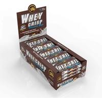 ALL STARS Whey-Crisp Protein Chocolate Riegel 24 x 50 g