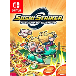 Sushi Striker: The Way of Sushido - Nintendo Switch - Key EUROPE