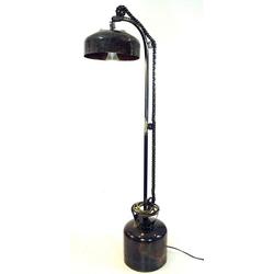 Guru-Shop Stehlampe Stehleuchte Gaslight, Industrial Style,..