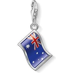Thomas Sabo Flagge Australien 1145-603-1 Charm Anhänger