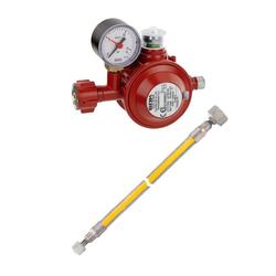 Anschluss-Set Pro für Gasgeräte zum Betrieb mit Gasflasche 0207020