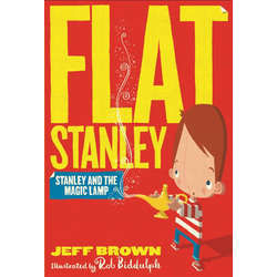 Stanley and the Magic Lamp (Flat Stanley): eBook von Jeff Brown