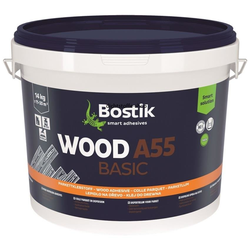 Bostik Wood A55 Basic Parkett Kleber Klebstoff 14kg Eimer