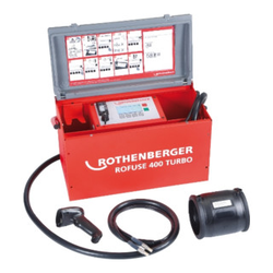 Rothenberger Heizwendelschweißgerät ROFUSE TURBO 400
