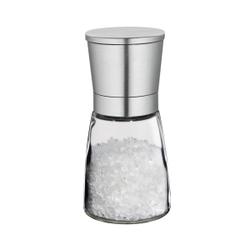 Cilio Brindisi Salzmühle, Ideal zum Mahlen von Pfeffer und Salz, Durchmesser: 6,5 cm, Höhe: 14 cm