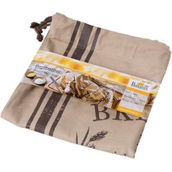 Birkmann Gärkorb Bread Bag, 38 cm x 45 cm braun