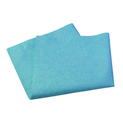 Microfasertuch Prima S 38 x 40 cm blau 5er Pack