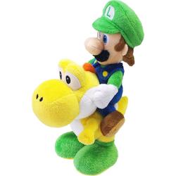 Nintendo Plüschfigur Nintendo Luigi & Yoshi 22cm