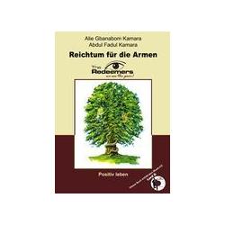 Reichtum für die Armen als Buch von Abdul Fadul Kamara/ Alie Gbanabom Kamara
