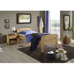Komfort Seniorenbett mit hohem Kopf+Fussteil