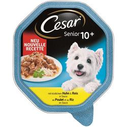 Cesar Schale Vital 10+ mit Huhn und Reis in Sauce 150g (Menge: 14 je Bestelleinheit)