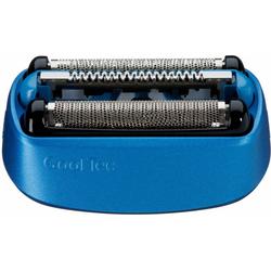 Braun Ersatzscherteil 40 B, kompatibel mit CoolTec Rasierern