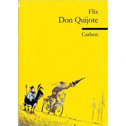 Don Quijote als Buch von Flix