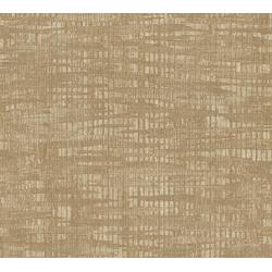 A.S. Création Vinyltapete, A.S. Création Uni Tapete Braun Papiertapete 327351 Wandtapete Tapete Unitapete
