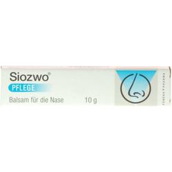 SIOZWO Pflege Balsam für die Nase
