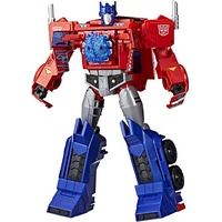 Hasbro Transformers Cyberverse Action Attackers Ultimate Optimus Prime