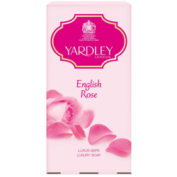 Yardley English Rose Seife 3x100 g