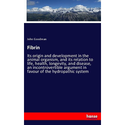 Fibrin als Buch von John Goodman