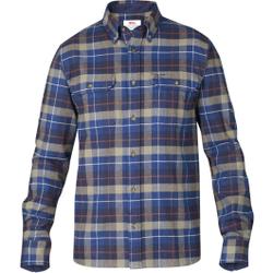 Fjällräven - Singi Heavy Flannel Shirt M Navy - Hemden - Größe: S