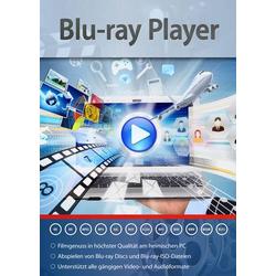 Markt & Technik Blu-Ray Player Vollversion, 1 Lizenz Windows Multimedia-Software
