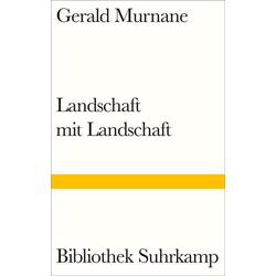 Landschaft mit Landschaft: Buch von Gerald Murnane