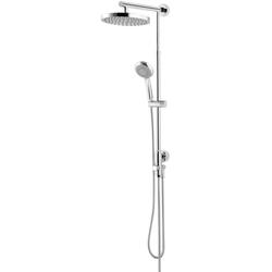 Schulte Duschsystem Rain, Höhe 148,9 cm, Set