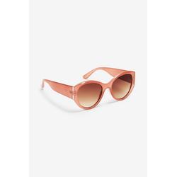 Next Sonnenbrille Katzenaugen-Sonnenbrille rosa