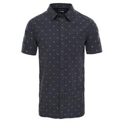 The North Face Herren kurzarm Pursuit Jacq Shirt, XL