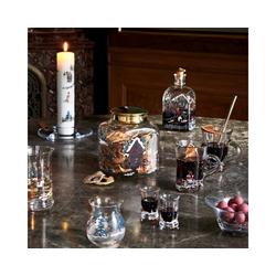 HOLMEGAARD Schnapsglas Schnapsglas Weihnachten 2er-Set, 3 cl