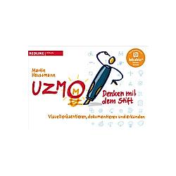 UZMO - denken mit dem Stift. Martin Haussmann  - Buch