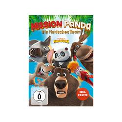 Mission Panda - Ein tierisches Team DVD