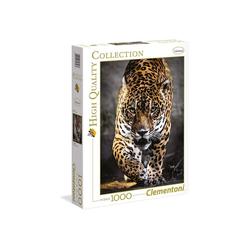 Clementoni® Puzzle Clementoni - Walk of the Jaguar, 1000 Teile Puzzle, 1000 Puzzleteile