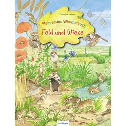 Feld und Wiese. Wimmelbuch 822782
